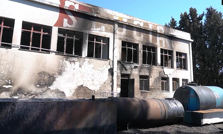 Dal rogo di Bonorva il video-spot contro gli incendi nell'isola