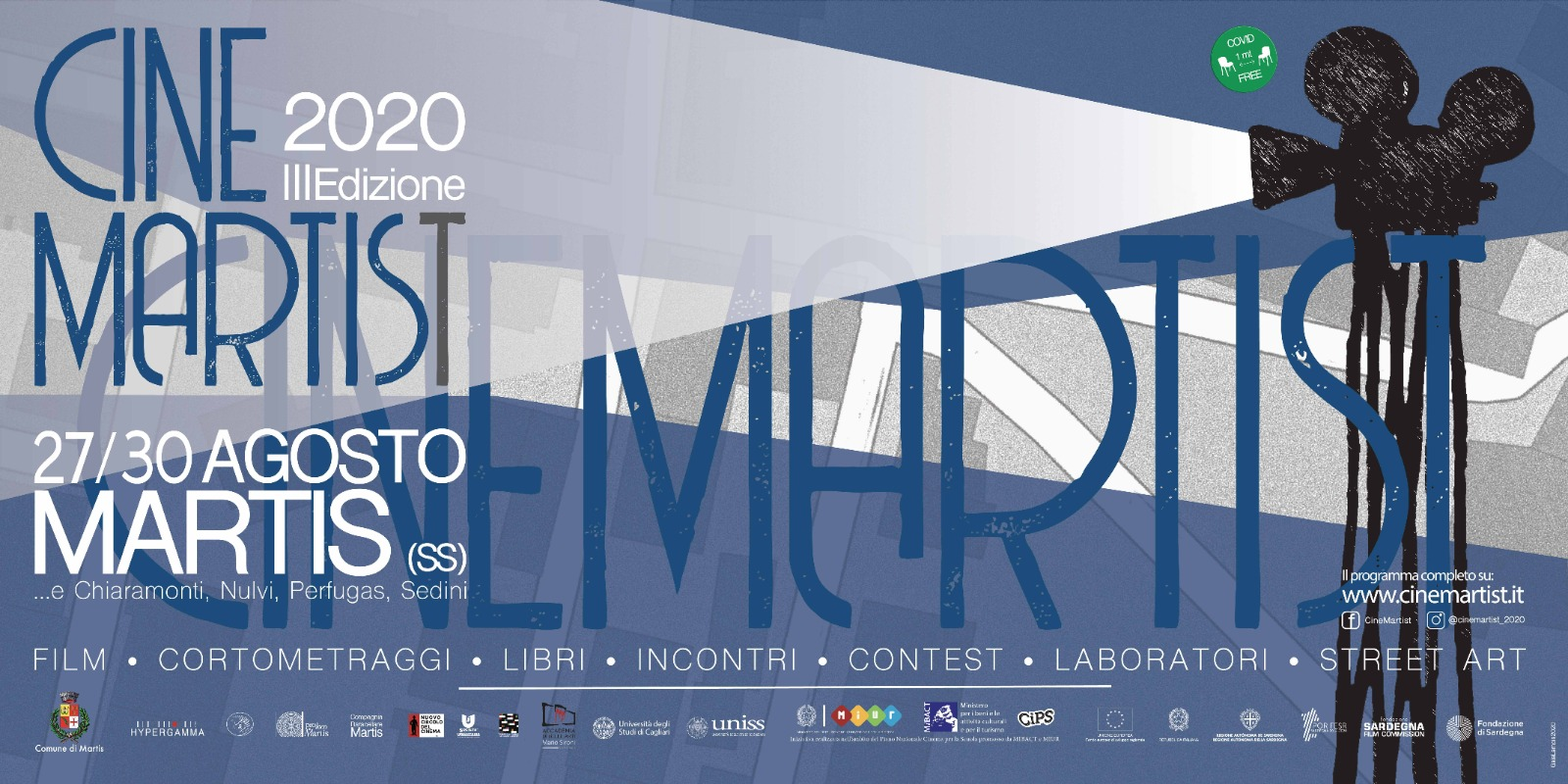 CineMartist, arte e mestiere del cinema in Sardegna