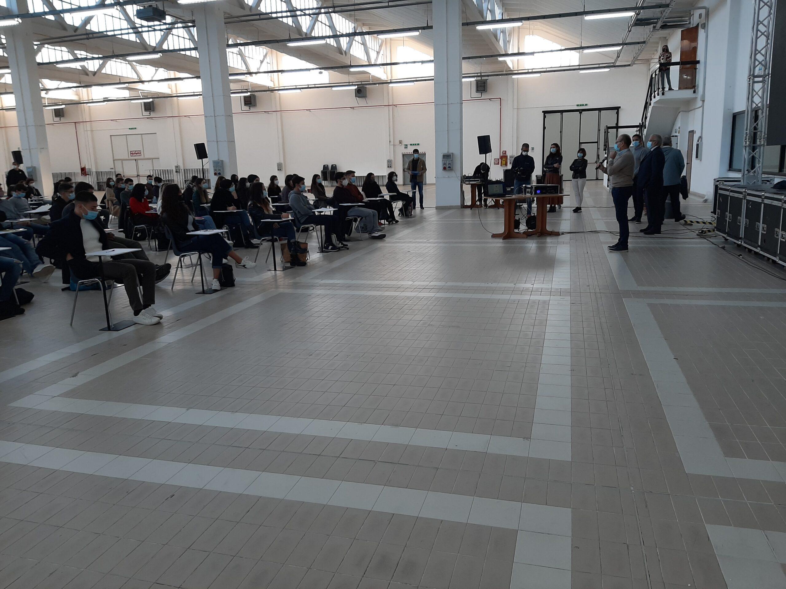 La didattica in presenza nel rispetto delle regole grazie alla collaborazione tra Università di Sassari e Camera di Commercio